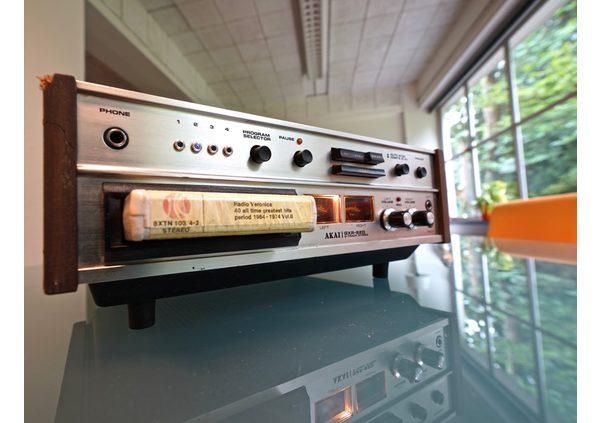 include audio - 8 track - include audio nagra sn micro - 8 track - Nagra SN micro