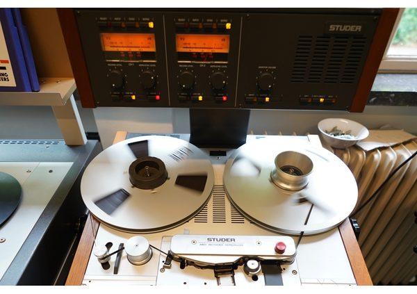 halfspoor stereo include audio - halfspoor stereo - include audio nagra sn micro - halfspoor stereo - Nagra SN micro