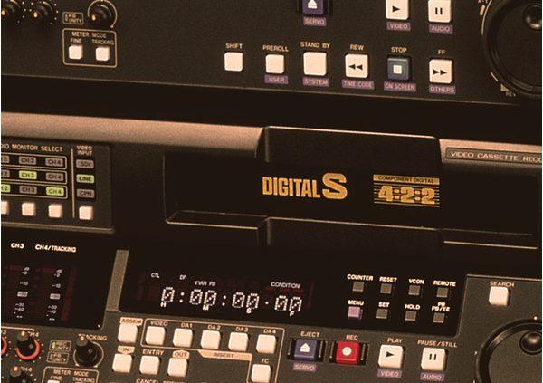 jvc/panasonic digital-s - jvc digital s - JVC/Panasonic Digital-S