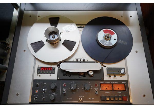 include audio - kwartspoor stereo - include audio nagra sn micro - kwartspoor stereo - Nagra SN micro