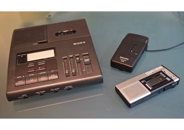 include audio - mini cassette - include audio nagra sn micro - mini cassette - Nagra SN micro