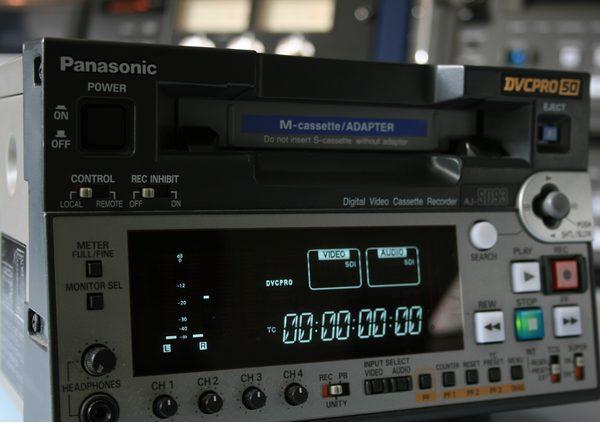 panasonic dvcpro - panasonic dvcpro - Panasonic DVCPRO