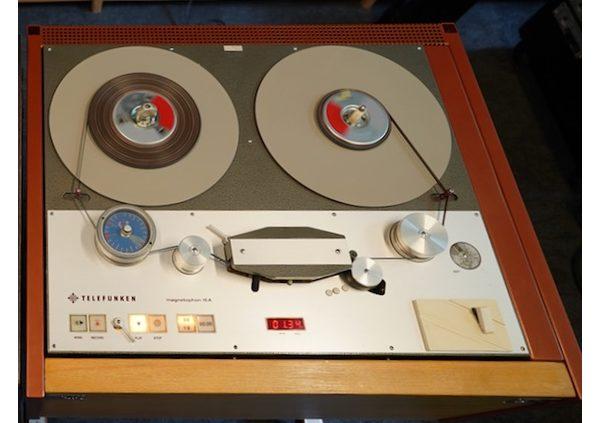 include audio - perfotape 1 - include audio nagra sn micro - perfotape 1 - Nagra SN micro