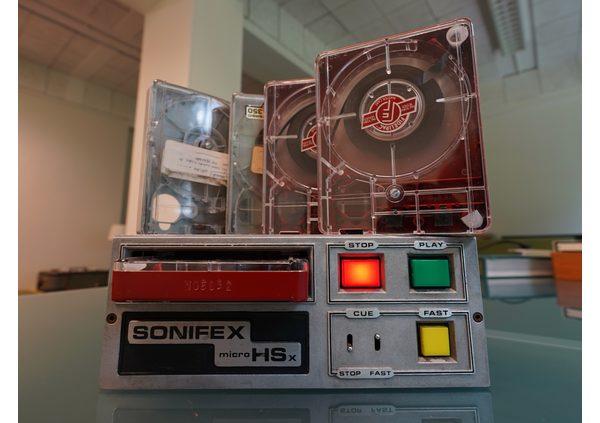 include audio - sonifex cartmachine - include audio nagra sn micro - sonifex cartmachine - Nagra SN micro