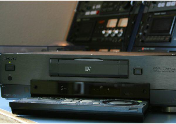 - sony dv sony mini dv - Beeld consumenten nav vhs - sony dv sony mini dv - VHS