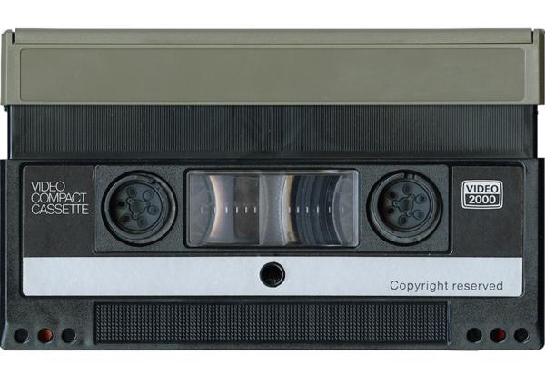 - video 2000 - Beeld consumenten nav vhs - video 2000 - VHS