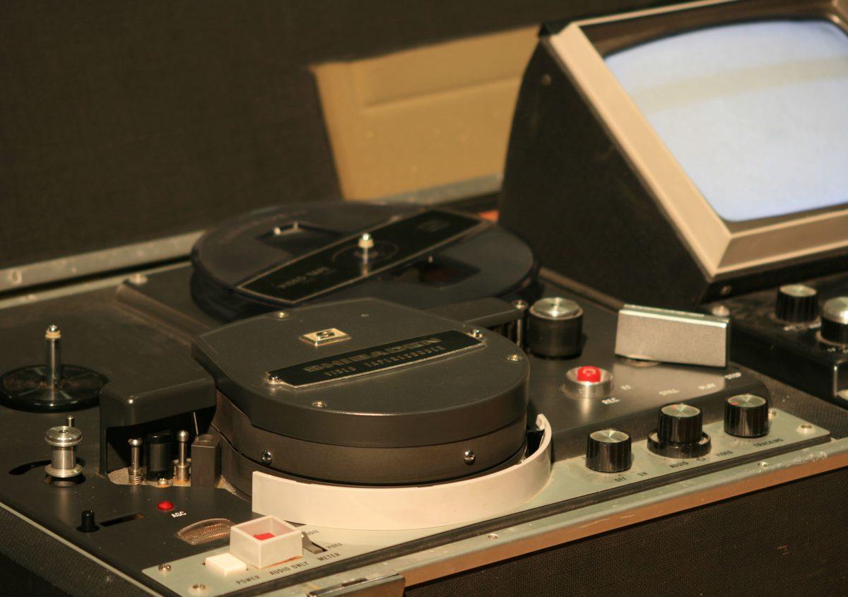 akai 1/2 inch video cassette system - inn archive oude video formaten - Akai 1/2 inch Video Cassette System