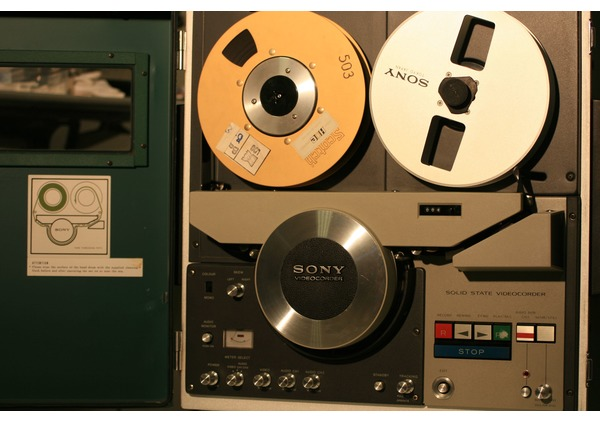 speciale - sony 1 inch helical scan - include specials akai 1/2 inch video cassette system - sony 1 inch helical scan - Akai 1/2 inch Video Cassette System